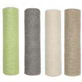 Dekostoff Leinen in verschiedenen Farben 300mmx4m 1Stk