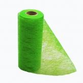 Deko-Vlies grün 23cm 25m
