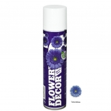 Blumenspray Flower decor tintenblau 400ml