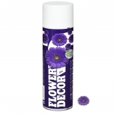 Blumenspray Flower decor lila 400ml