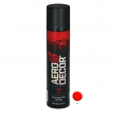 Color-Spray (Farbspray) Aero decor rot 400ml