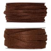 Filzband braun - in zwei Größen