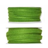 Filzband grün in zwei Größen