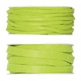 Filzband grün - hellgrün in zwei Größen