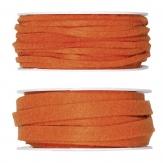 Filzband orange in zwei Größen