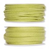 Filzband grün - pastellgrün in zwei Größen