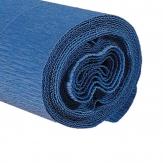 Floristenkrepp blau 50x250cm  1Rolle