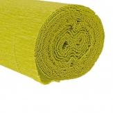 Floristenkrepp grün - maigrün 50x250cm  1Rolle