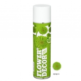 Blumenspray Flower decor apfelgrün 400ml