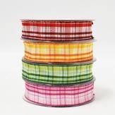 Karoband in verschiedenen Farben 25mm20m