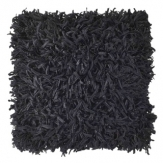 Deko Kissen Romano schwarz 45x45cm 1Stk