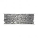 Kordel - silber 2mm50m