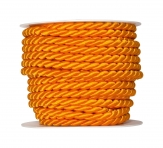 Kordelband orange 6mm10m --Auslaufartikel--
