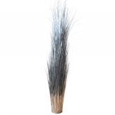 Kunstgras silber 115cm Ø10cm 1Stk