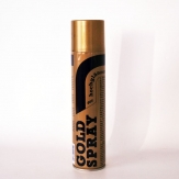 Lackspray Goldspray 400ml