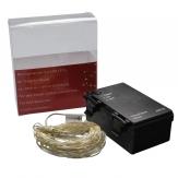 LED Mikrogirlande 100 Lichter 9m indoor/outdoor 1Stk