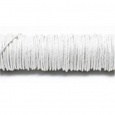 Papierwickeldraht weiß 0,8mm22m 1Rolle