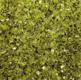 Spiegelgranulat apfelgrün 1-4mm Körnung 1kg