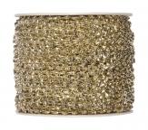 Sternenschnur gold 5mm50m