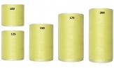 Kranzband grün-maigrün in verschiedenen Breiten  25m auf der Rolle
