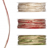 Kordelband div. Farben 3mm15m