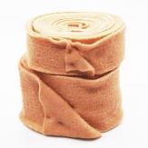 Wollband Lehner Wolle orange in 2 Größen