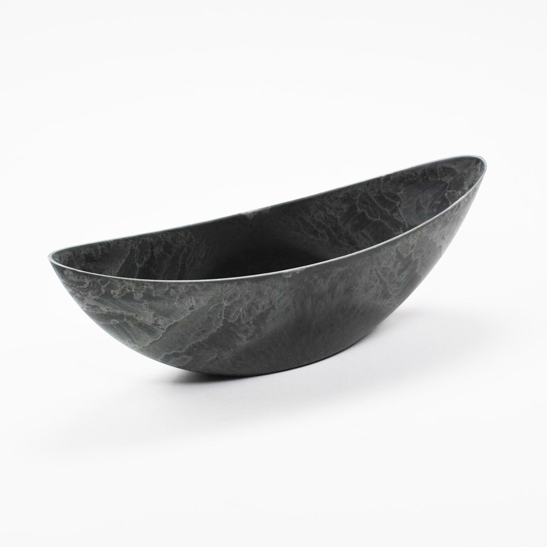 deko schale best moderne deko schale obstschale oval aus keramik samungawei lnge cm with deko. Black Bedroom Furniture Sets. Home Design Ideas