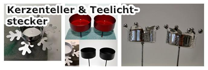 kerzenteller kerzenhalter g nstig kaufen. Black Bedroom Furniture Sets. Home Design Ideas