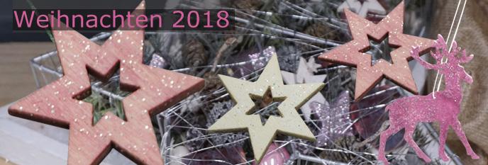 Weihnachtsdeko 2018